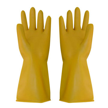 Industrial-latex-gloves